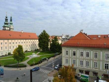 Klagenfurt: City-Maisonette mit herrlichem Ausblick - kleines Studio/Büro inklusive