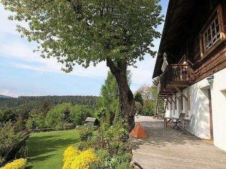 Der Alltag wird zum Urlaub - Wohlfühlhaus zwischen Liebenfels und der Simonhöhe