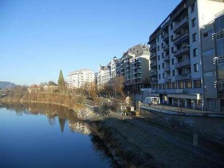 Villach-3Geschäftslokale KAUFEN-/ANLAGE/Draupromenade