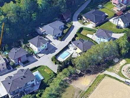 Traumdomizil inkl. Keller, Pool, Garage, u.v.m. in Schleißheim bei Wels
