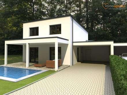 Grundstück ca.1203m² + Baumeisterhaus 125m² in Sonnenlage, Ziegelmassiv + Rollläden