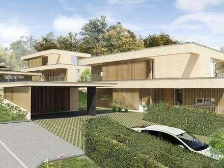 Lannach, tolle 3 Zimmerwohnung in Waldrandlage mit Balkon und schönem Garten