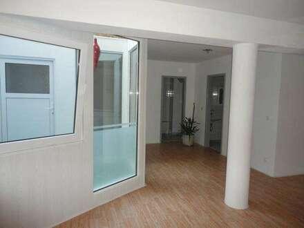 Imst: 3 Zimmer Wohnung mit Sonnenlichthof-auch gewerblich nutzbar als Büro od. Lager!