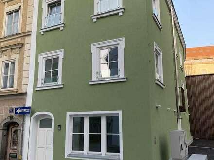 Stadthaus im Wohnungseigentum mit Tiefgaragenplätze, 186,91 m², mitten in Schärding - ERSTBEZUG