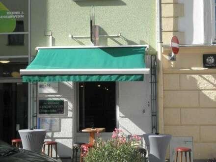 Gemütliches, gut eingeführtes kleines Gastlokal in Zentrumslage von Ried im Innkreis