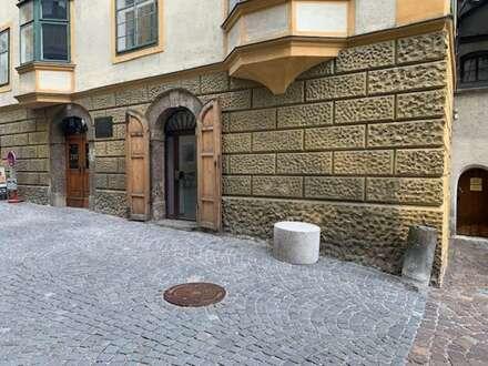 Geschäftslokal bzw. Lagerräumlichkeiten in Hall in Tirol/Eugenstraße zu vermieten