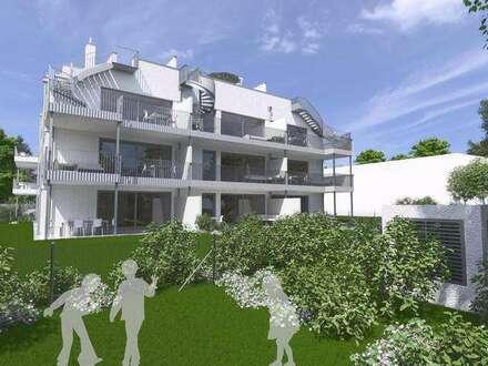 Neubau Balkonwohnung | 81m² WFL + 16m² Balkon | Top 8 Obergeschoss