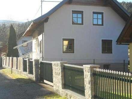 Sirnitz - Efh. Wohnhaus, ebene Lage, sonnig, Nähe Hochrindl - Nockberge