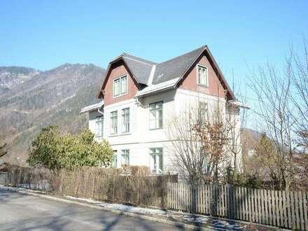 Jugendstilvilla in Hollenstein a.d. Ybbs - sanierungsbedürftig