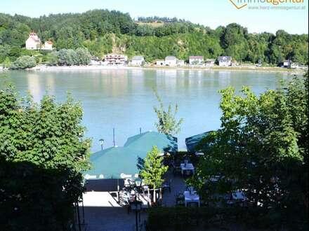 Pension Aschacherhof, Bestlage in Aschach an der Donau O.Ö. mit 10 Fremdenzimmer und 2 Wohnungen zu verkaufen