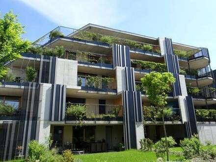 Attraktive, neue 2-Zimmer-Penthouse-Wohnung Top 15