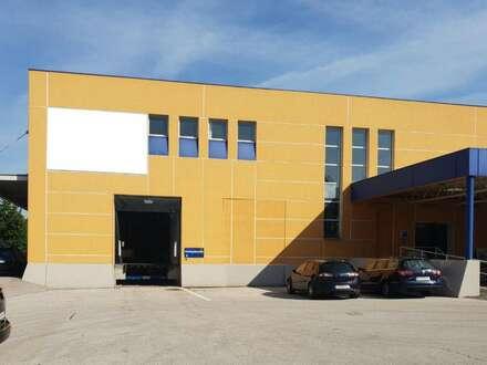 Belagsfertige Hallen-Etage in Klagenfurt gelangt zur Vermietung