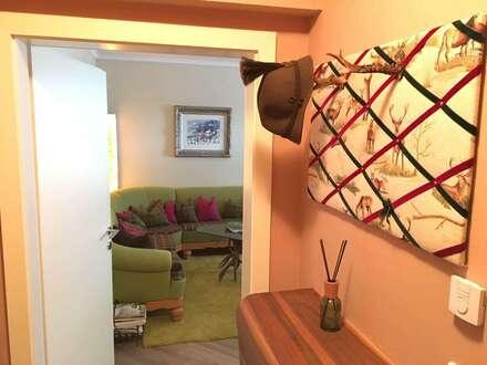 Sehr schöne Wohnung in ruhiger Lage mit Garage in Bad Aussee