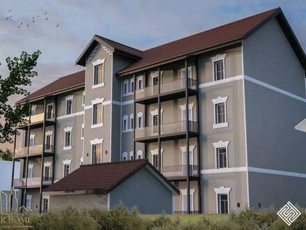 Provisionsfrei   Erstbezug mit Balkon   Alpen Apartments   Schlüsselfertig