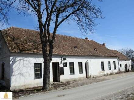 Landhaus in wunderschöner Ortsrandlage (sanierungsbedürftig) - Nähe Schönberg am Kamp!
