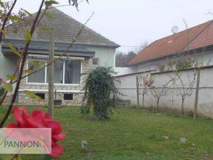 Gols - solides Einfamilienhaus samt Halle, Garage und Wintergarten - OPEN HOUSE