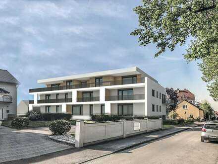 Exklusive Eigentumswohnungen | Zentrum Bad Hall | TOP 1