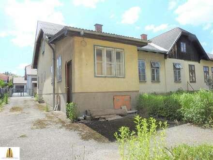 Top Preis!!! Haus mit Nebengebäude im schönen Waldviertel in Gmünd!