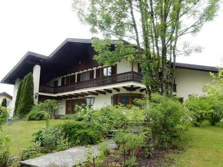"""Einfamilienhaus in Großgmain """"Wohnidylle in exklusiver Lage"""""""