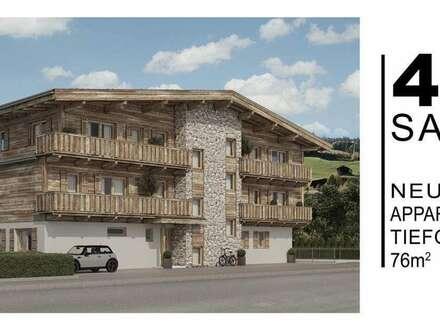 Wagstätt Residenzen Penthouse Top 03 - direkt an der Talstation I touristische Vermietung als Investment
