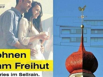 WUNDERSCHÖNE 2-ZIMMER-NEUBAUWOHNUNG - WOHNEN AM FREIHUT - GRIES IM SELLRAIN