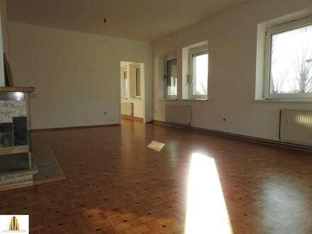 Große Wohnung bzw. Büro und Wohnung in Grund/Bahnhofsiedlung zu vermieten! Nähe Hollabrunn (8,1 km)
