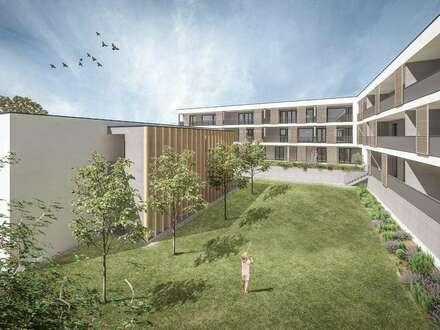 Eigentumswohnung in Kremsmünster, Zentrum - Beispiel TOP1