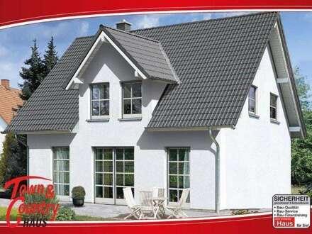 Modernes Einfamilienhaus in Massivbauweise, Zentrumsnähe, individuell gestaltbar