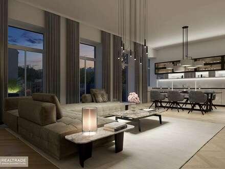 NEW PRESTIGE - Großzügige 4-Zimmer Wohnung mit Terrasse am unteren Belvedere (Erstbezug)