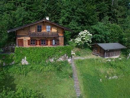 Unken - Haus mit Panoramablick