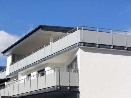 Neubau Penthouse Blick auf Rattenberg