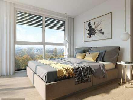 NEW PRESTIGE - Luxus Dachgeschosswohnung mit 360 Grad Dachterrasse am unteren Belvedere in zentraler Lage (Erstbezug)