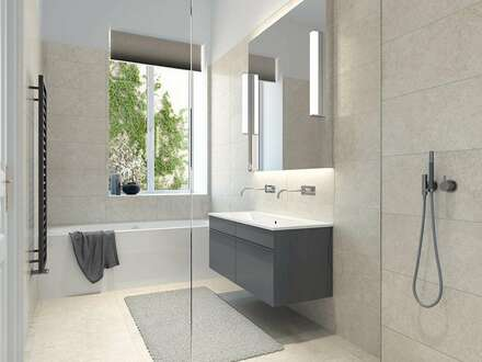 NEW PRESTIGE - Exklusive 3-Zimmer Wohnung mit perfekter Aufteilung in zentraler Lage am unteren Belvedere (Exklusiver Erstbezug)