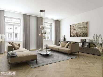 NEW PRESTIGE - Großzügige 3-Zimmer Luxusresidenz in zentraler Lage am unteren Belvedere (Exklusiver Erstbezug)