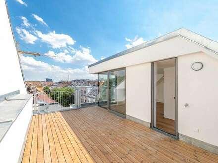 ++NEU** Exklusive DG-Maisonette, 3-Zimmer ERSTBEZUG, tolle Dachterrasse!! **VIDEOBESICHTIGUNG**