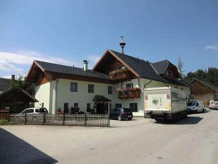 Wunderschönes Gasthaus mit Ferienwohnungen in Bad Mitterndorf!