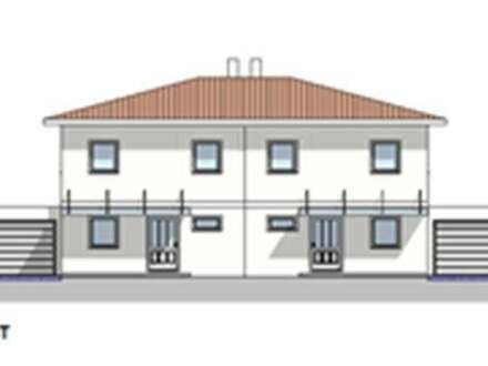 Doppel- und Einzelhäuser