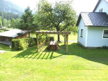 Sonnige und ruhige Lage - großes Einfamilienhaus zwischen Mariazell und Wildalpen!