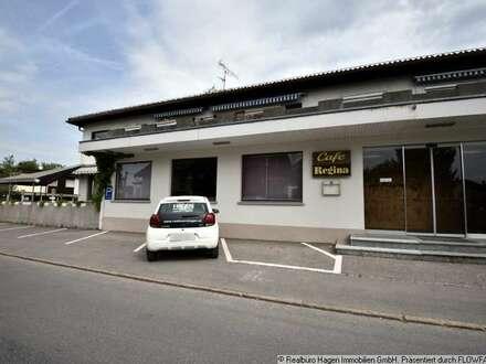 """VERMIETUNG Café """"Regina"""" im Zentrum von Lustenau!"""