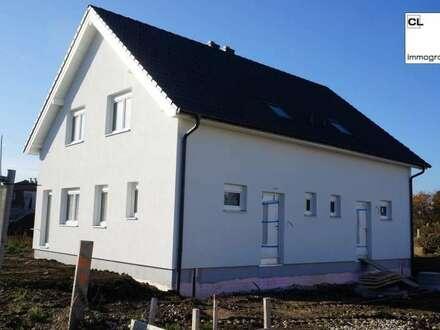 Preisgünstige Doppelhaushälfte auf Baurechtsgrund in Guntramsdorf zu kaufen