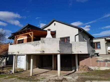 Einfamilienhaus samt Nebengebäude und Grundstück nahe Gleisdorf
