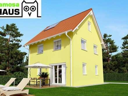 Sonniges Einfamilienhaus, vollunterkellert mit 3 Stockwerken und Traumgrund. TÜV-Austria baubegleitet!