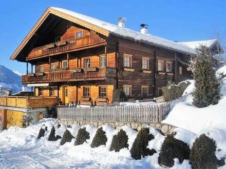 Wohnung in einem Bergbauernhof im Zillertal zu vermieten