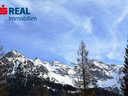 idyllisches Reihenhaus in ruhiger Lage mit viel Platz und Aussicht auf die Loferer Steinberge!