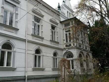 Etwas Besonderes! Große, herrschaftliche Villa in bester Lage in Wien 19
