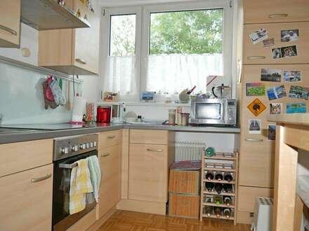 Schöne 4 Zimmerwohnung in Ruhelage! Küche möbliert!!