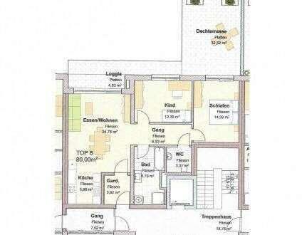 3-Zimmer-Wohnung mit Highlights! Mit Blick auf Burghausen!