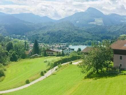 Großzügiges Haus mit Panoramablick in Fuschl am See