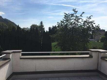 Terrassentraum im Grünen und doch zentral - 3 Zimmerwohnung in St. Veit an der Glan zu vermieten