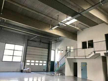 Lagerhalle H4 -1 im Industriepark Weigelsdorf